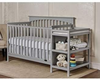 Dream On Me Chloe 5-in-1 Convertible Crib and Changer Combo