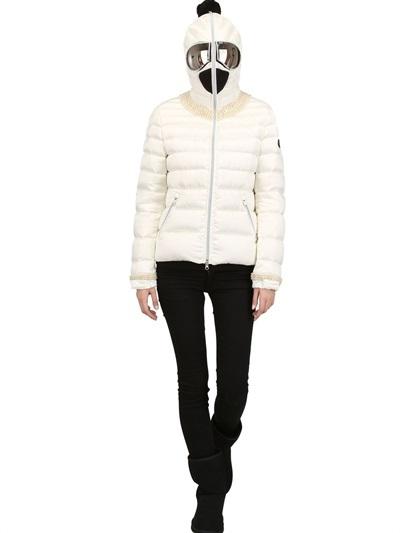Limited Edition Embellished Down Jacket