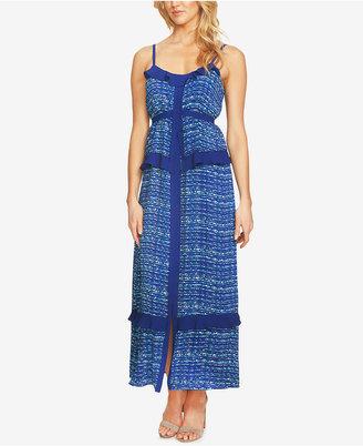 CeCe Ruffled Maxi Dress $149 thestylecure.com