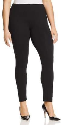 Marina Rinaldi Obrizzo Cropped Stretch Leggings