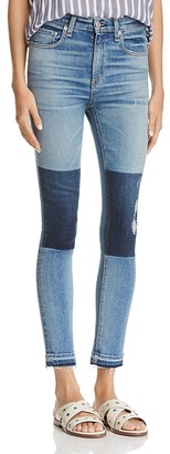 rag & bone/JEAN Dive Ankle Jeans in Olana $275 thestylecure.com