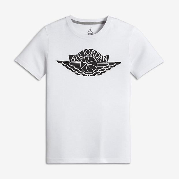 3b455994989 Nike Air Jordan 8 T-shirt - Notary Chamber