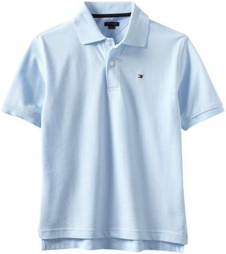 Tommy Hilfiger Big Boys' Short Sleeve Ivy Polo Shirt