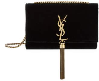 Saint Laurent Small Kate Monogram Shoulder Bag