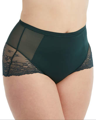 Spanx Spotlight on Lace High-Waist Briefs, Plus Size