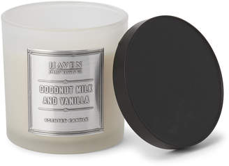 Co Haven Street Candle Coconut Milk & Vanilla Scented Candle