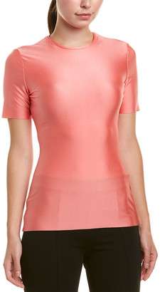 Tibi Fitted T-Shirt
