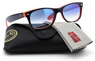 Ray-Ban RB2132 789/3F NEW WAYFARER Unisex Sunglasses Gradient (, 55)