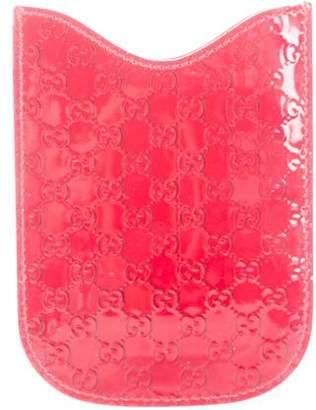 Gucci Guccissima Phone Case