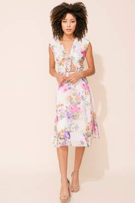Yumi Kim Just a Peek Dress
