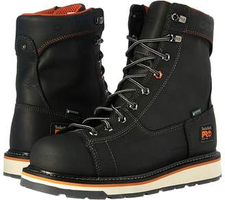 Timberland Gridworks Alloy Safety Toe Waterproof Boot Men's Work Lace-up Boots