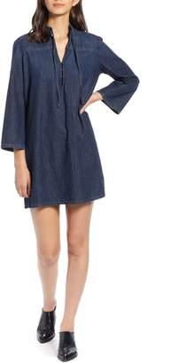 AG Jeans Fable Denim Shift Dress