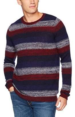 Tommy Hilfiger Tommy Jeans Men's Sweater Multistripe Crewneck Pullover