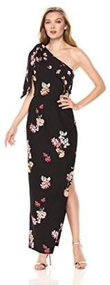 Keepsake Women's Morning Sky Party Dress,8 (Size:S)