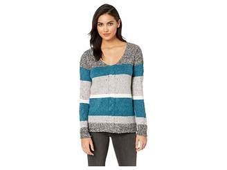 Kensie Punk Yarn Sweater KSDK5924