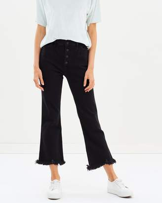 Levi's L8 Crop Flare Jeans