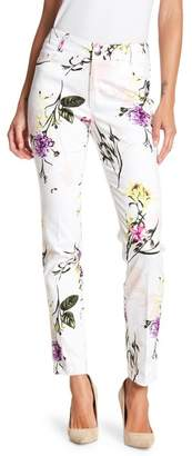 Insight Floral Print Skinny Jeans