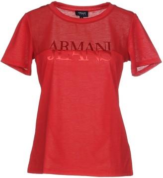 Armani Jeans T-shirts - Item 12145040RN