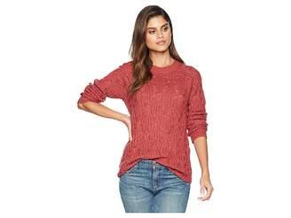 Kensie Punk Yarn Sweater KS0K5828