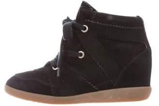 Etoile Isabel Marant Bobby Wedge Sneakers