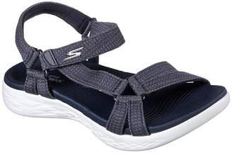 Skechers Brilliancy Womens Strap Sandals