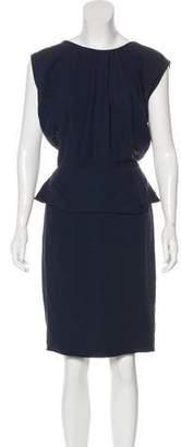 3.1 Phillip Lim Silk Midi Dress