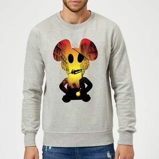 Danger Mouse Skyscraper Car Sweatshirt