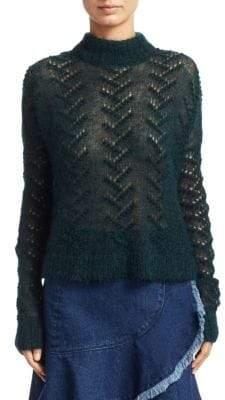 Peserico Everette Rib-Knit Sweater
