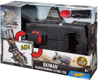 Justice League Batman Transforming Flying Fox Playset