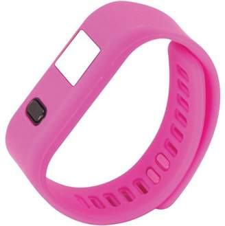 Naxa Pink Lifeforce+ Fitness Watch For IOS & Android (pink)