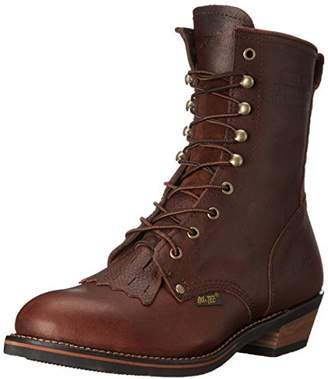 AdTec Men's 9 Inch Steel Toe Packer-M Boot