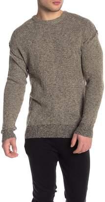 KUWALLA Oversized Knit Sweater