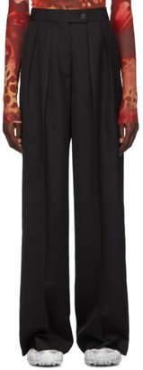 Acne Studios Black Pristine Suiting Trousers