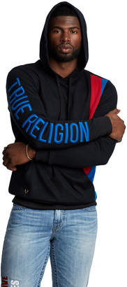True Religion PULLOVER PONTE HOODIE