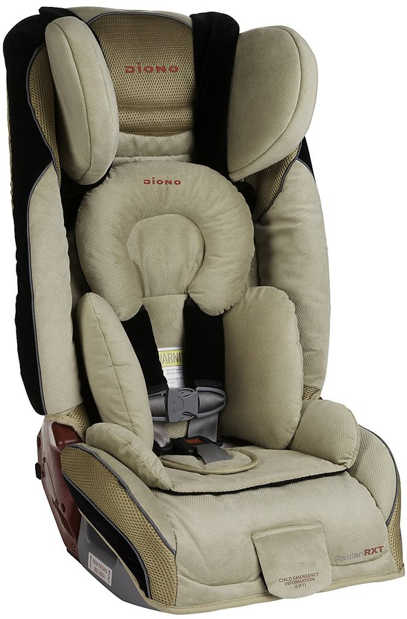 Diono Radian RXT Birth to Booster Car Seat - Cobalt