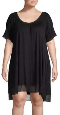 Hue SleepWell Solid Gown