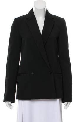 Proenza Schouler Long Sleeve Textured Blazer
