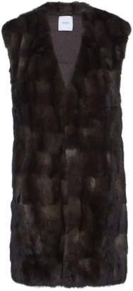 Agnona Fur Sable Vest