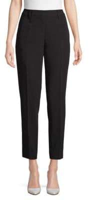 Donna Karan High-Rise Ankle Trousers