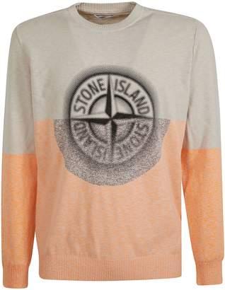 Stone Island Intarsia Sweater