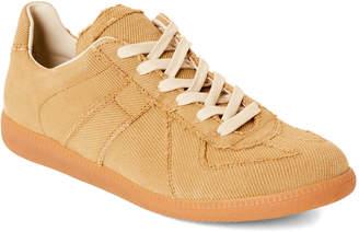 Maison Margiela Replica Canvas Low-Top Sneakers