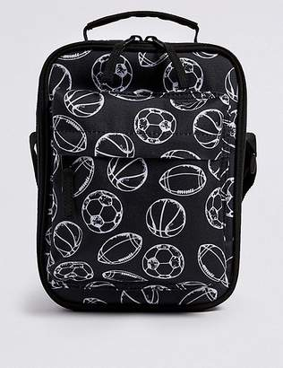 Marks and Spencer Kids' Sports Lunch Box with ThinsulateTM