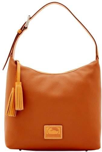 Dooney & Bourke Patterson Leather Paige Sac Shoulder Bag - DESERT - STYLE