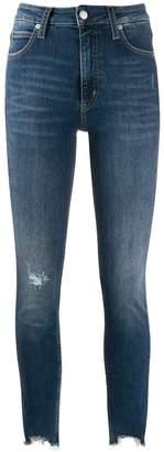 Calvin Klein Jeans love worn jeans