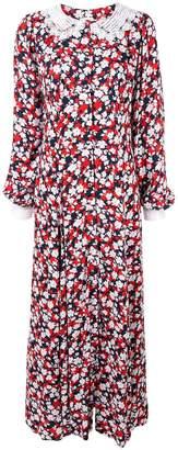 Gül Hürgel floral print dress
