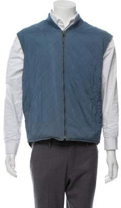 Loro Piana Quilted Puffer Vest