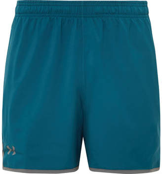 Under Armour Qualifier HeatGear Shorts - Men - Teal