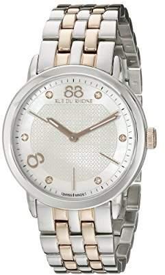 88 Rue du Rhone Women's 87WA140005 Two-Tone Watch