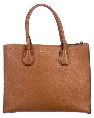 Michael Kors Leather Medium Satchel
