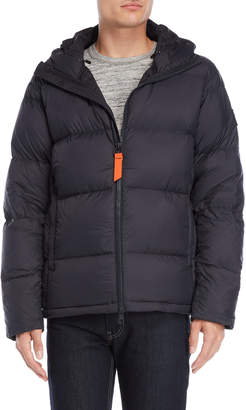 Gertrude + Gaston Hooded Down Coat